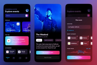 Event Ticketing Booking App In 2021 For Your Business