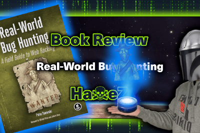 Book Review: Real-World Bug Hunting