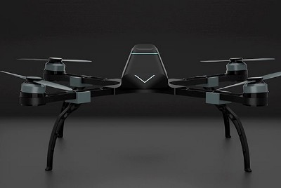 3D Printed Drones—Future of Drone fabrication