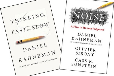 On NOISE (the book)