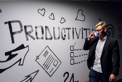 Being productive is easier than you think