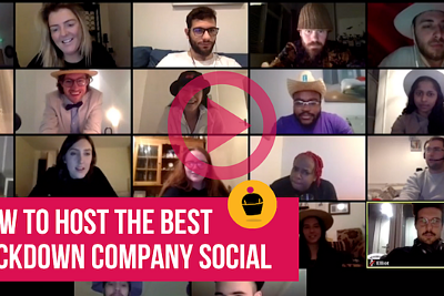 The #WorkLifeShow: How to Host the Best Lockdown Company Social