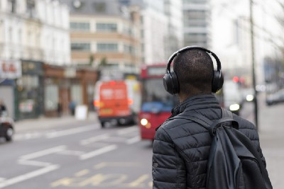 Am I Too Old To Wear Headphones In Public?