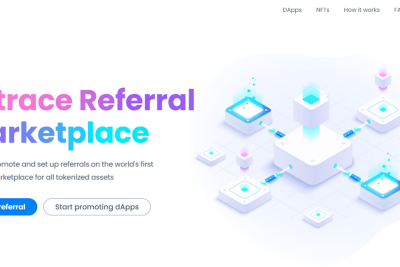 The first Web3-native referral marketplace for LIQUIDITY POOLS is now live!