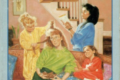 Rereading My Childhood—The Baby-Sitters Club #14: Hello, Mallory