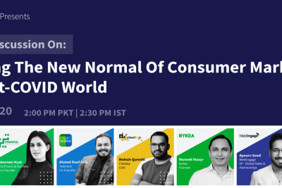 [Webinar] Decoding The New Normal Of Consumer Marketing In A Post-COVID World