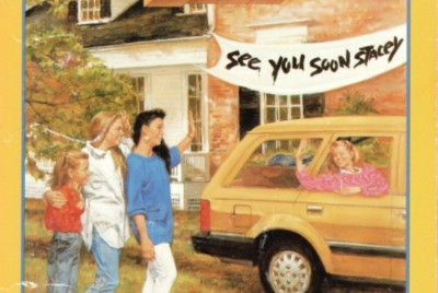 Rereading My Childhood—The Baby-Sitters Club #13: Good-bye Stacey, Good-bye