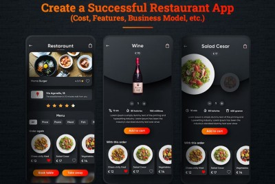 How to Create a Successful Restaurant App in 2021
