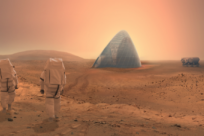 Designing for Humankind: Paving our way to Interplanetary Life