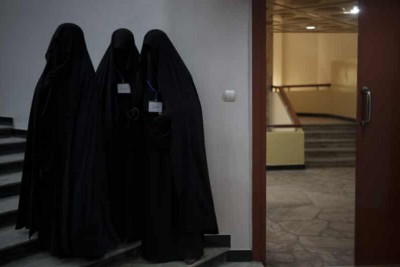 Afghan women must study in female-only classrooms