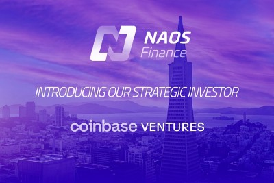 Coinbase Ventures as Our Latest Strategic Investor!