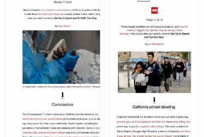 5 things about how to create (and maintain) a successful newsletter