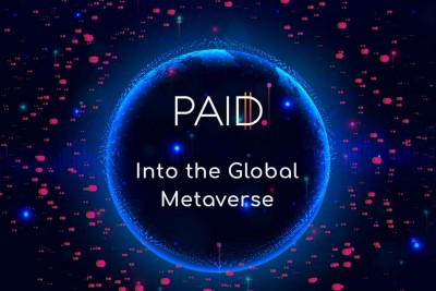 PAID Network: Into the Global Metaverse