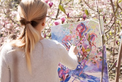 Why do you need to stop stressing about being creative?