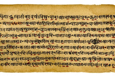 On Hinduism and the Alchemy of the Spirit