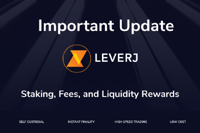 Staking, Fees, and Liquidity Rewards