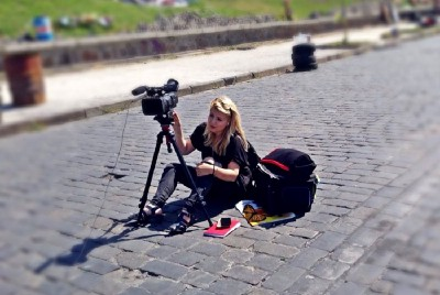 So you want to be a foreign news reporting in the digital noisy age?