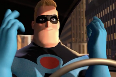 """The Incredibles"": The Best Superhero Movie"