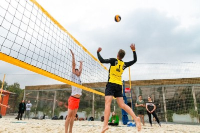 Learning Volleyball through Innovative Voice Dialogue with Delight Labs