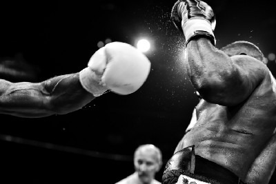 Of Pandemic and Boxing Matches