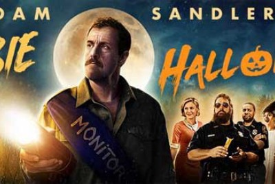 Adam Sandler Comes To The Rescue In 'Hubie Halloween' On Netflix