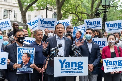 Andrew Yang Loses the NYC Dem Mayoral Primary. What happens next to his Future Political Career?