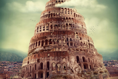 AI: The Inverse Tower of Babel