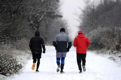 Why you should be active and working out outdoors this Winter