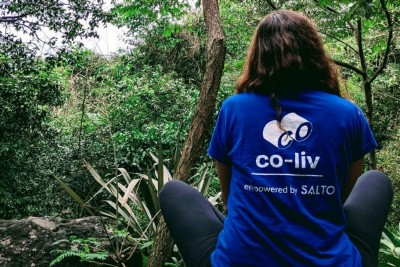 Guiding and empowering the coliving movement: Our Co-Liv X SALTO ambassador merchandise
