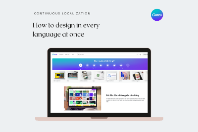 How to design in every language at once