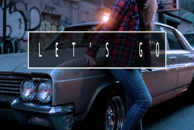 """Save the date… October 12th Zoe Evans' new EP """"Let's Go"""""""