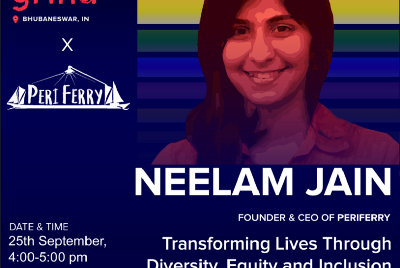 Transforming Lives through Diversity, Equity and Inclusion: Neelam Jain
