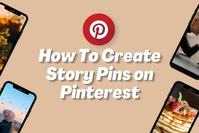 How To Create Story Pins On Pinterest   GarimaShares