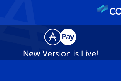 ADA Pay's New Version is Live!