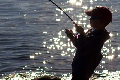 Fly Fishing with Kids in Washington State