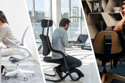 Which office chair should you buy for your workspace?-kinetic structures, modular designs, & more