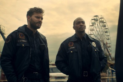Anthony Mackie and Jamie Dornan Charm in 'Synchronic', a Sci-fi that Buckles Under the Weight of…