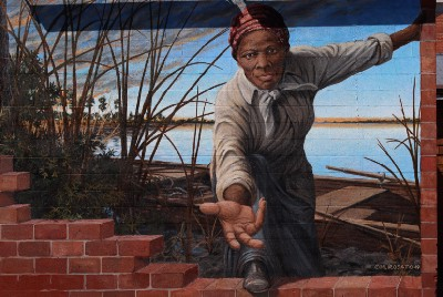 Visit With Harriet Tubman in Maryland