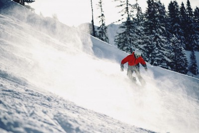 The Physical Benefits of Skiing