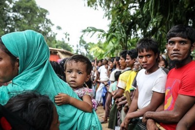 Analysis | The international community must rally behind the Rohingya