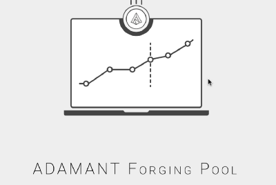 New version of the forging pool software ADAMANT Pool v2.0.0