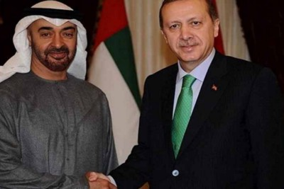 Economic relations between Turkey and the UAE, and Turkey's break-up with MB