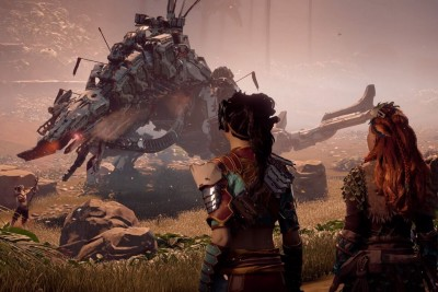 Looking at Protagonist Agency Using Sam Strand and Aloy
