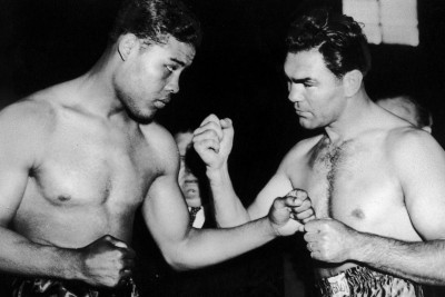 When America and Nazi Germany Squared Off in a Boxing Match