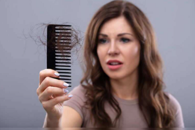 What causes your hair to fall out