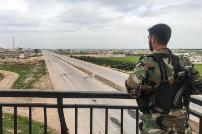 Syrian soldiers desert army over missing wages