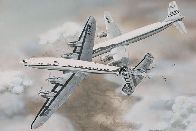 Into the Abyss: The 1956 Grand Canyon Mid-air Collision