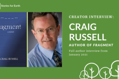"Interview: Craig Russell, Author of ""Fragment"""