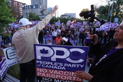 The People's Party of Canada: How a Desire for Freedom Leads to Fascism