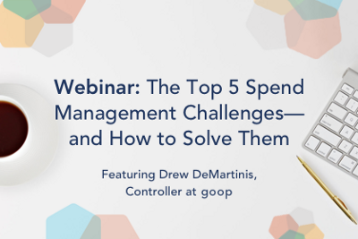 The Top 5 Spend Management Challenges-and How to Solve Them